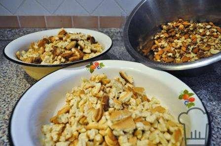 Торт &Ялинка гори& рецепт, інгредієнти та як готувати
