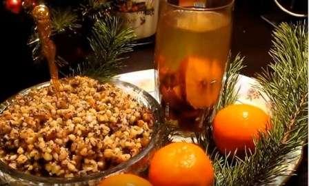 Меню на різдво Христове: прості рецепти з фото