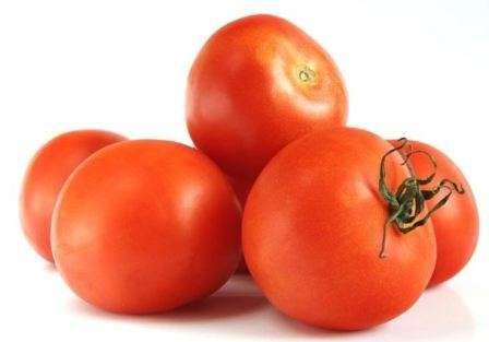 Опис раннього сорту томата Любаша F1: