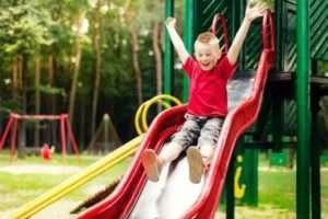 Вимоги до дитячої гірки