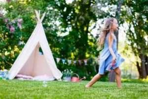 Спеціально організована ігрова зона допоможе краще здійснювати контроль за дітьми