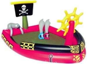 Дитячий басейн «Пірати»