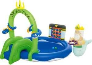 Дитячий басейн з гіркою