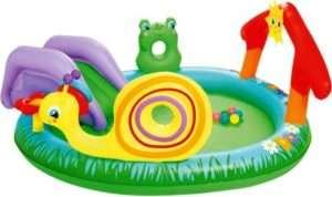 Дитячий басейн з розпилювачем