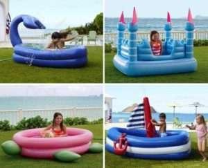 дитячий басейн для дачі