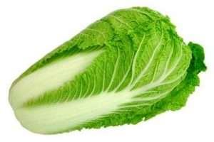 Пекінська (салатна) капуста
