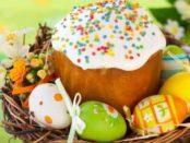 Як приготувати паску з дріжджів вдома, рецепт приготування паски на Великдень