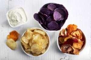 Кольорова картопля - що таке й чим корисно