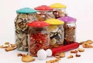 Правила зберігання сухофруктів в домашніх умовах