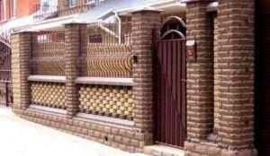 Як зробити кований паркан своїми руками