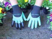 Garden Genie Gloves садові рукавички для роботи в саду і городі: відгуки та ціна