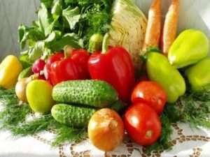Посадка овочів після часнику