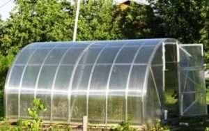 рекомендації для установки теплиці х полікарбонату