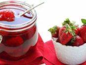 Як зробити варення з полуниці на зиму: Рецепт приготування з фото та відео
