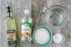 Маринад з лимонним соком і куркумою
