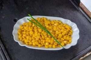 Консервована кукурудза як в магазині
