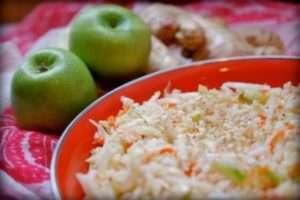 Маринована капуста з яблуками: класичний рецепт