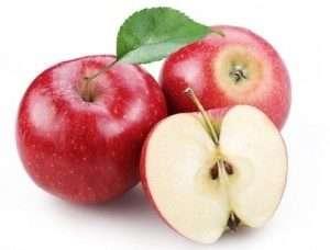 Визначення стиглості яблук