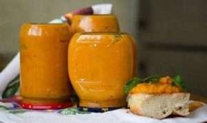 Прості рецепти приготування ікри з гарбуза