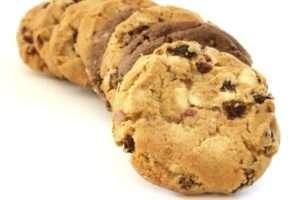 Новорічні страви 2019: печиво з горіхами
