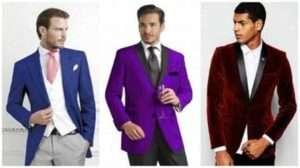 якого кольору обрати костюм чоловіку на 2019 новий рік