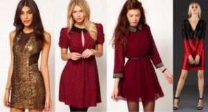 Які плаття одягти на Новий рік 2019