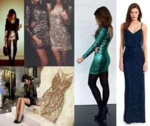 плаття яких кольорів одягти на 2018 новий рік