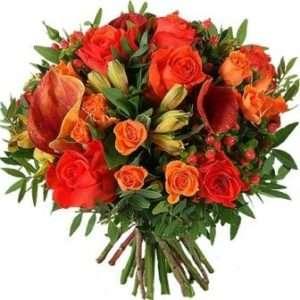 Що подарувати на Новий рік 2019 дівчині – квіти!