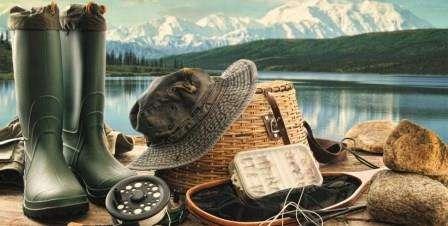 Риболовля - в Україні своїми руками, відео та фото про те як ловити рибу, де ловити і на що