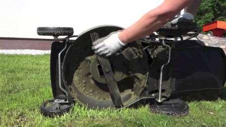 Правила експлуатації газонокосарок